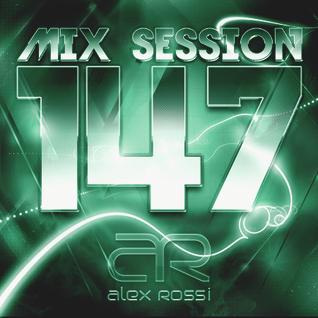 Alex Rossi - Mix Session 147 (July 2k15)
