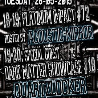 QUARTZLOCKER Dark Matter on Gabber.FM 22/05/2015