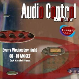 Zack Marullo @ Audio Control Radio Show (www.loungeradio.hu 2012.10.18.)