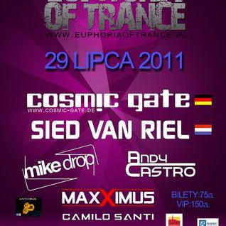 Andy Castro - Euphoria Of Trance Promo