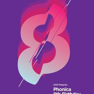 Soho - Phonica 8th Bday teaser mix.
