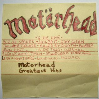 Motorhead - Greatest Hits - SideB [Sony HF 46]
