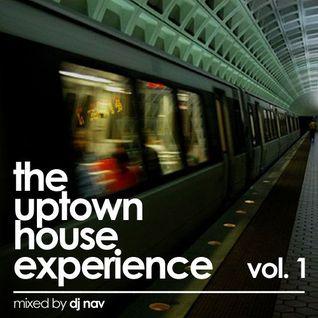 DJ Nav - The Uptown House Experience Vol. 1