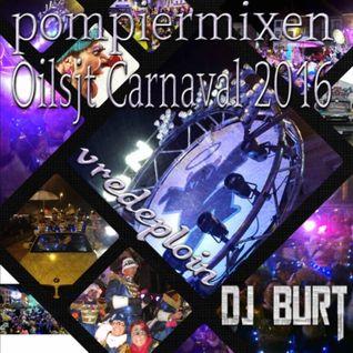 OZP Pompiermix Vredeploin dinsdag 9 februari voil jeanettestoet 100% Oilsjt Carnaval