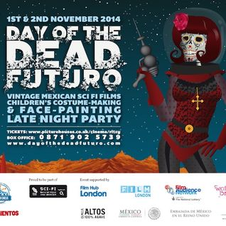 Cal Jader's Day of the Dead: Mexico Futuro mix