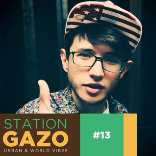StationGazo #13 - Charlie Haden, Monkey Robot, Corrado Bucci, Title, Electric Wire Hustle...