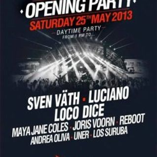 Uner @ Ushuaia Ibiza Opening Party (25-05-2013)