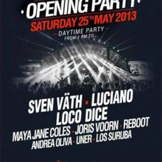 Uner @ Ushuaia Ibiza Opening Party (25-05-2013)