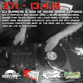 The Bottomless Crates Radio Show 271 - 13/4/16