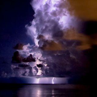 Nicaragua Lightning Storm DJ Mix 2014