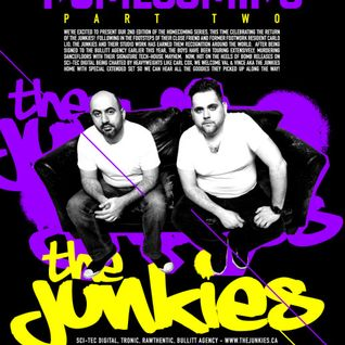 The Junkies - Live @ Footwork Toronto (Canada) 2012.09.28.