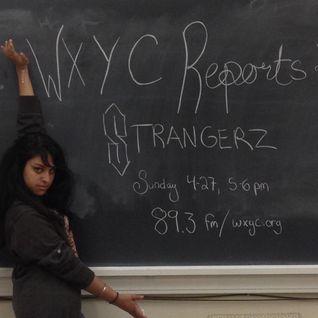 WXYC REPORTS :: S T R A N G E R S