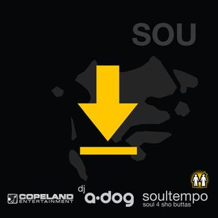DJ A-Dog 'SoulTempo' side A
