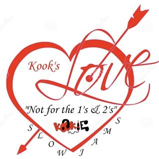 Kook's Love - Not For The 1's & 2's (2016)