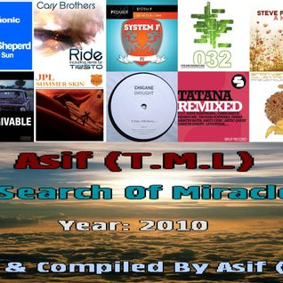 In Search of Miracles 2 (Continuous Mix)-Various Artists/Asif T.M.L.