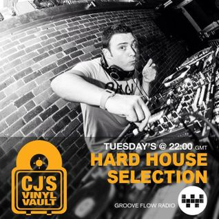 CJ's Vinyl Vault - 3/11/15 - Hard House - GrooveFlow Radio