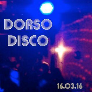 Dorso Disco 16.03.16