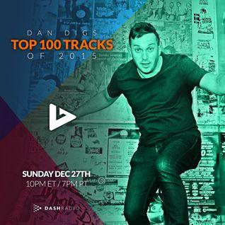 Show 062 - Top 100 of 2015 - Part 2: 50-1 – Jamie Woon, Thundercat, HudMo, Nosaj Thing - 12.27.15