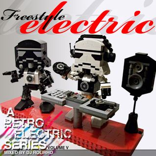FREESTYLE ELECTRIC :RETRO ELECTRIC 5 OF 6 (electro freestyle dubs))