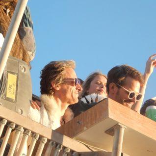 Dawn Diaries 5: Burning Man Sunrise (after Tycho) - DJ Dane on the Dusty Rhino