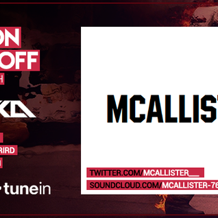 Music On World Off Episode 096(McAllister Guestmix)