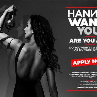 Hannah Wants You DJ Competition Entry - Lindsay Mono