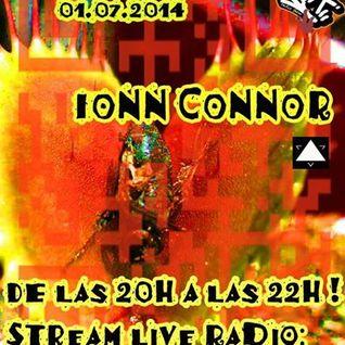 La.Selva>radioshow ! 01/07/2014. DJ's _ KAYGEE. IONN CONNOR. COCONUTAH