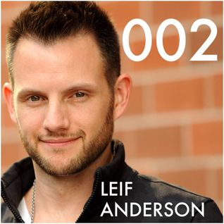 DJ Leif Anderson - Podcast 002 - 12/31/15