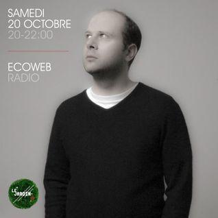 Le Jardin // Volta @ Eco-webradio.ch