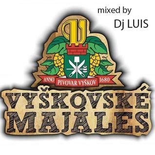 Dj Luis @ Vyskovske Majales 2015