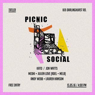 Picnic Social Mix!