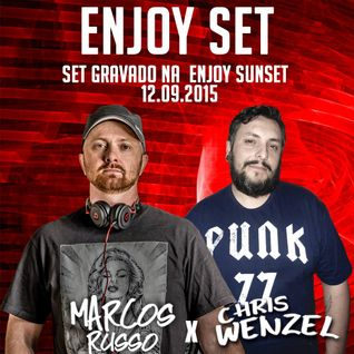 Marcos Russo vs Chris Wenzel @ ENJOY Sunset (Live set)