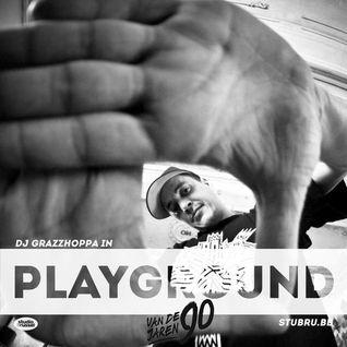 DJ GRAZZHOPPA - Playground van de jaren '90 (LIVE ON STUBRU 13-04-2015)