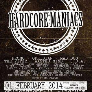 Mendacious Monkey @ Hardcore Maniacs - 11 years anniversary