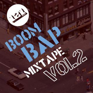 121 Creatives 'Boom Bap' Vol 2 Mixtape