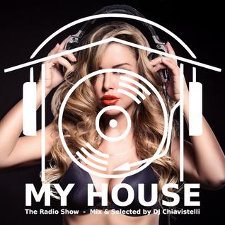 My House Radio Show 2016-10-29