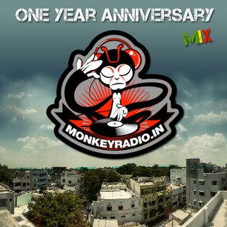 Monkey Radio India One Year Anniversary 25.10.2013