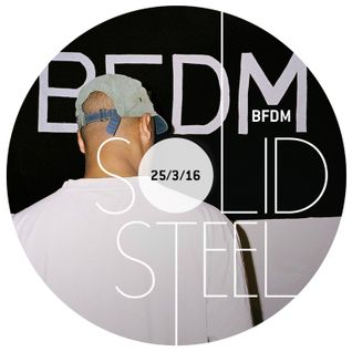 Solid Steel Radio Show 25/3/2016 Hour 2 - BFDM