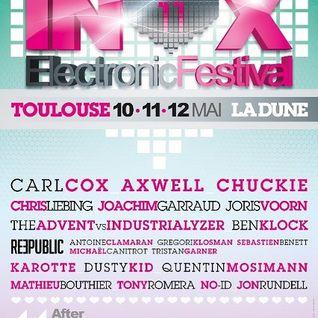 Tony Romera - Live @ Inox Festival Toulouse (France) 2013.05.11.