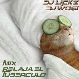 Mix Relaja El Tuberculo - Dj Wogi Ft. Dj Lickz