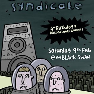 Live @ Jungle Syndicate Bristol 09-02-13