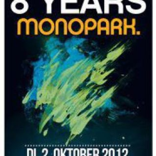 MGness - 8 Jahre Monopark Promo CD Mix
