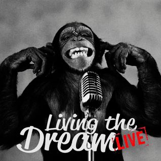 Living The Dream Live 1st April 2016 with 'The Wifi' Co-Hosting