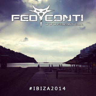 Fed Conti - Buongiorrrno Eivissa #ibiza2014