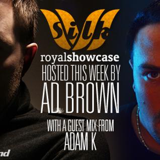 Silk Royal Showcase 159 - Ad Brown Mix
