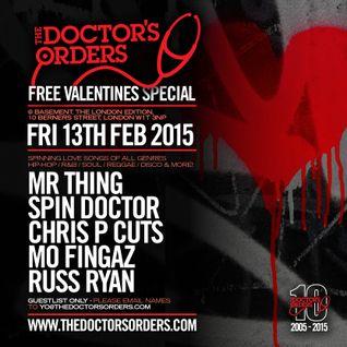 Valentines Vibrations Mix By Russ Ryan (@MrRussRyan)