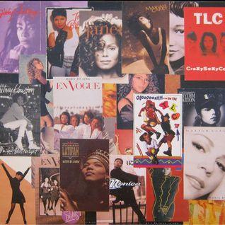 Ladies Of R&B, The 90s