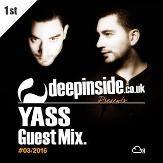 DEEPINSIDE presents YASS  (Exclusive Guest Mix)