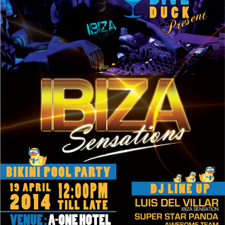 Ibiza Sensations 91 In Thailand April the 19th - Pattaya