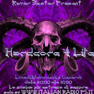 Raver Blaster@Italian Radio Ps Top 100 Hardcore 20/06/2014